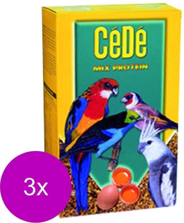Cede Protein Mix - Vogelvoer - 3 x 1 kg