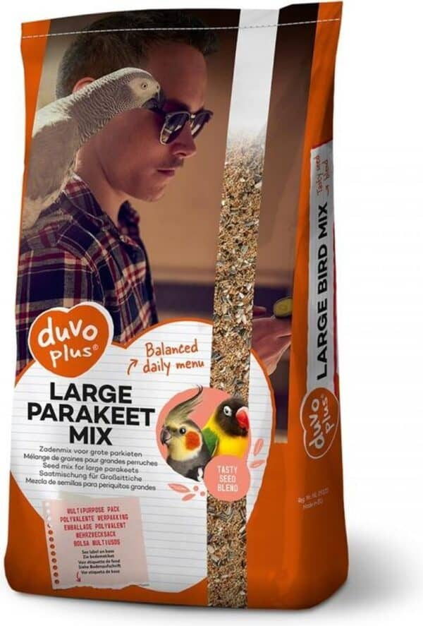 Duvo+ Grote parkiet mix 20KG