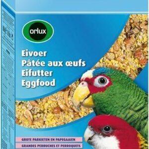 Orlux eivoer droog grote parkiet/papegaai - 800 gr - 1 stuks