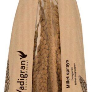 Snack Vogel Vadigran Franse Trosgierst Geel 400G