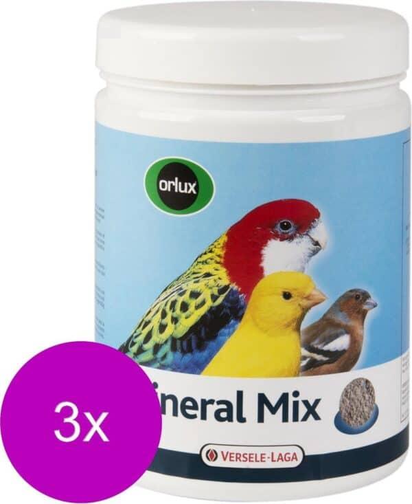 Versele-Laga Orlux Mineral Mix - Vogelsupplement - 3 x 1350 g