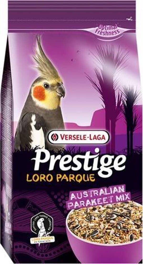 Versele-laga prestige premium australische parkiet - 2,5 kg - 1 stuks
