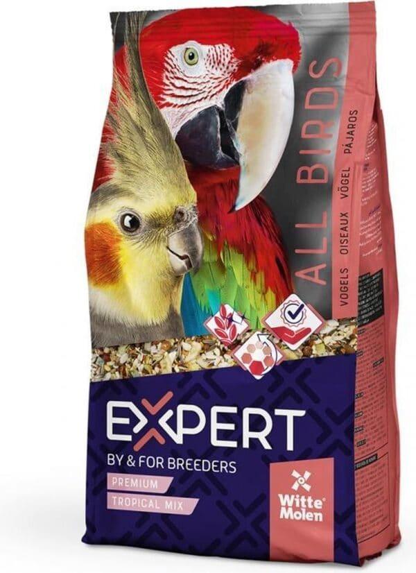 Witte Molen Expert premium tropical mix 800gr