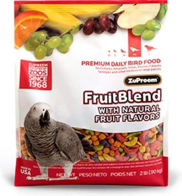 Zupreem Fruitblend M/L 1,6 kg